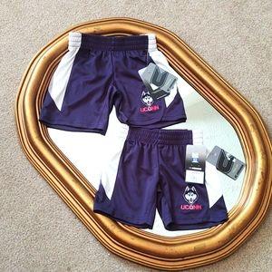 UCONN Toddler Athletic Shorts
